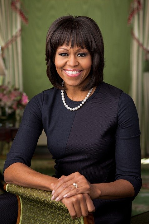 Michelle Obama - International Womens Day